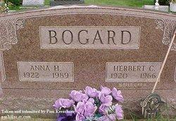 Anna Harriet <I>Young</I> Bogard