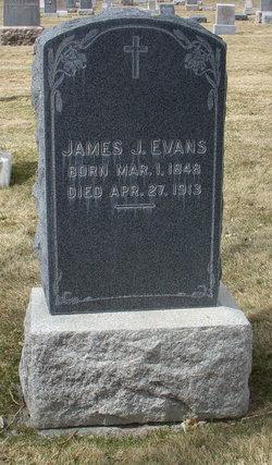 James J Evans