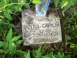 Santos Cabrera