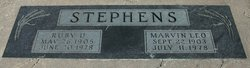 Ruby U. <I>Hickman</I> Stephens