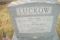 Jean <I>Orpikowski</I> Luckow