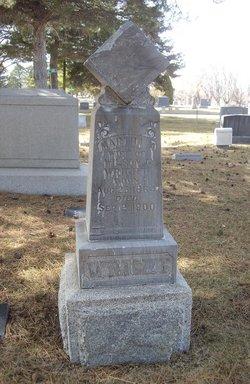 Martha Agnes <I>Bingham</I> Wright