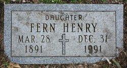 Fern Henry