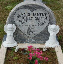 Kandi Janene <I>Brickey</I> Smith