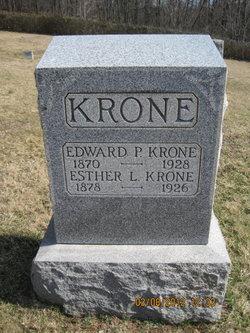 Esther L Krone