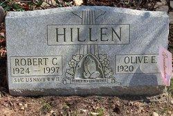 Olive Elvina <I>Riter</I> Hillen