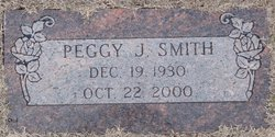 Peggy J. Smith