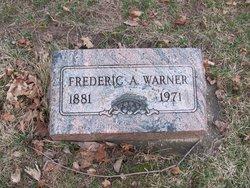 Frederic A Warner