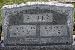 Johnnie D Keller