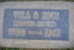 Vela Ola <I>Kiker</I> Rice