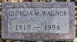 Georgia M Wagner
