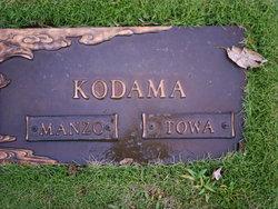 Manzo Kodama