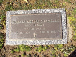 Charles Robert Shamblen
