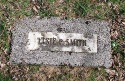 Elsie P Smith