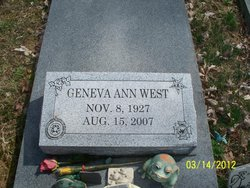 Geneva Ann West