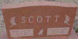 Raymond Voris Scott