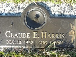 Claude E. Harris