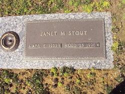 Janet M. Stout