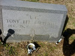 "Tony Lee ""T. C."" Carpenter"