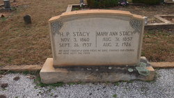 Mary Ann Stacy