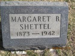 Margaret <I>Bratten</I> Shettel