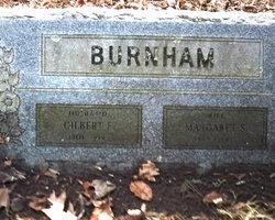 Margaret S Burnham