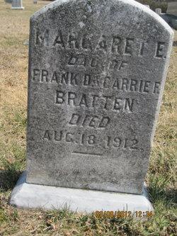 Margaret E Bratten