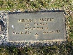 Milton P. Archey