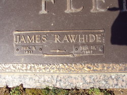 "James ""Rawhide"" Fletcher"