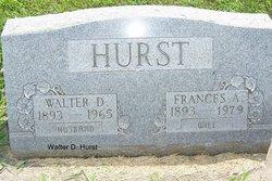 Walter D. Hurst