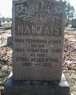 Ferdinand J Nantais