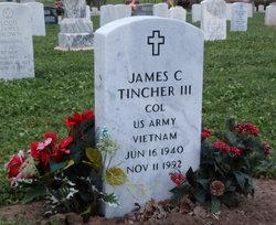 Col James Charles Tincher, III