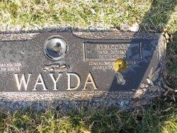 Rebecca S. Wayda