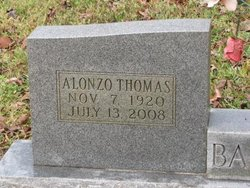 Alonzo Thomas Baggett, Jr