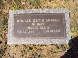 Donald K. Russell