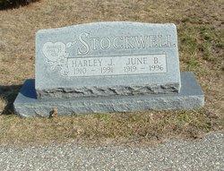 June B <I>Daniels</I> Stockwell