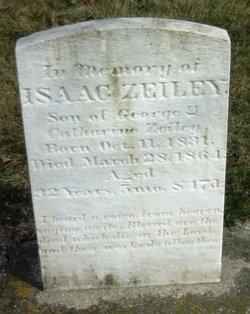 Isaac Zeiley