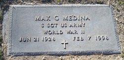 Max G Medina