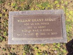 William Grant Stout