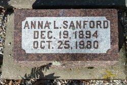 Anna L Sanford