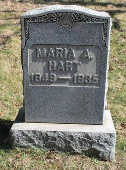 Maria Ann <I>Yauger</I> Hart