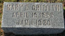 Mary Elizabeth <I>Donaldson</I> Griffith