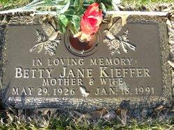 Betty Jane Kieffer