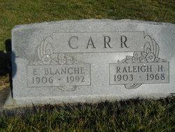 E Blanche Carr
