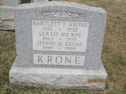 Bartlett Philip Krone