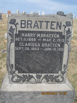 Harry M Bratten