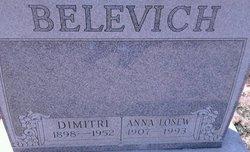 Anna <I>Losew</I> Belevich