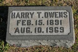 Harry T Owens
