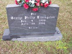 "George Philip ""Phil"" Livingston"