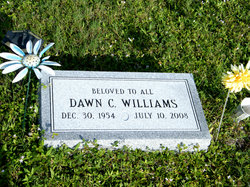 Dawn C Williams